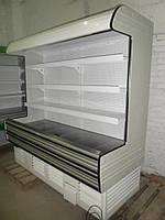 Холодильная витрина Juka R-180/85B, фото 1