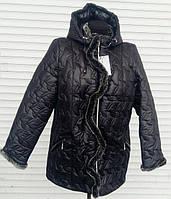 Курточка зимняя женская 56-58р