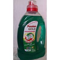 Жидкий стиральный порошок Passion Gold (Концентрат) Color
