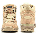Тактические ботинки Мил-тек Squad Stiefel 5 Inch COYOT, фото 2