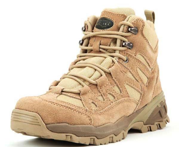Тактические ботинки Мил-тек Squad Stiefel 5 Inch COYOT
