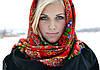 Традиційні українсьські хустки знову в моді!