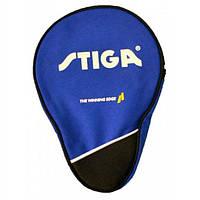 Чехол для ракетки Stiga Trend blue/black (883502)