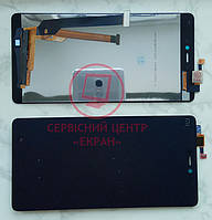 Xiaomi Mi4c дисплейний модуль в зборі з тачскріном чорний