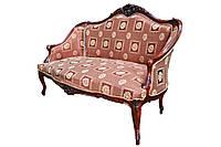 Антикварный старинный диван не больших размеров
