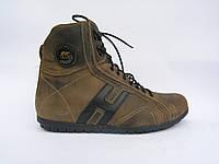 Ботинки мужские кожаные Botus 17 коричневые