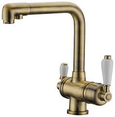 Комбинированные смесители под питьевую воду