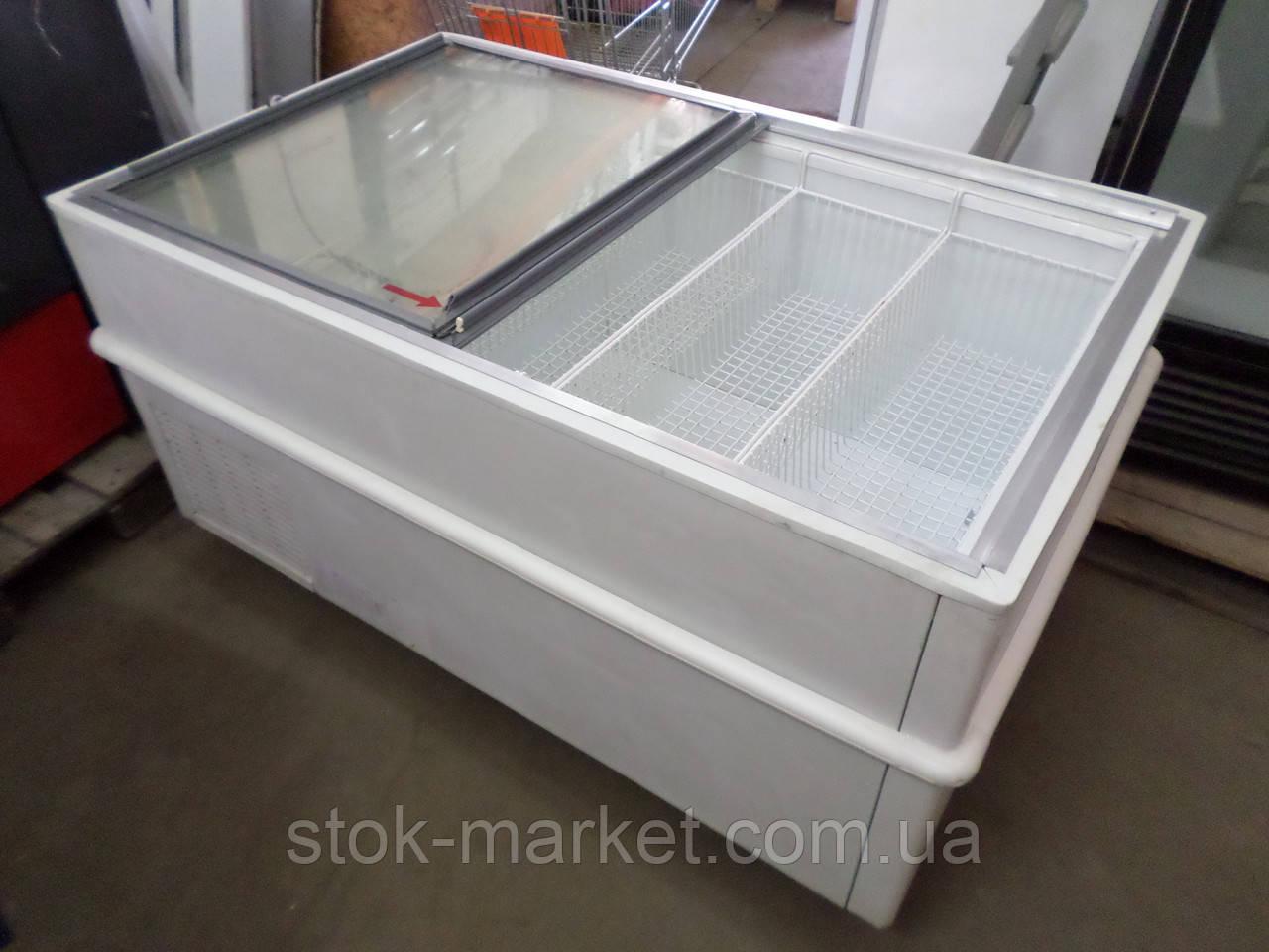 Морозильный ларь Framec б/у, Морозильный ларь - бонета б/у, камера морозильная б у, морозилка б у, ларь