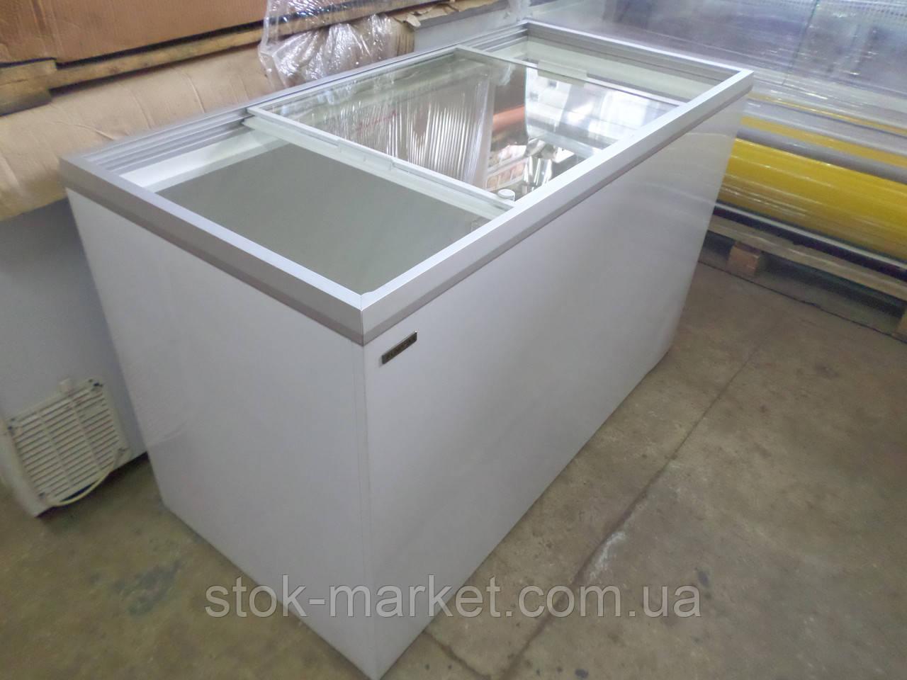 Ларь морозильный Klimasan D 450 DFSG FF