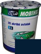 Краска Mobihel Акрил 0,1л 456 Темно Синяя.