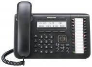 Системный телефон Panasonic KX-DT543RU-B Black