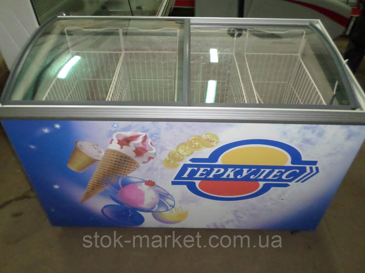 Ларь морозильный Caravell 400л