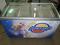 Ларь морозильный Caravell 400л, фото 1