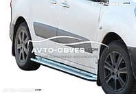 Подножки боковые для Peugeot Partner Teppe, Ø 42 \ 51 \ 60 мм