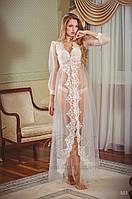 Будуарное платье