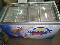 Морозильный ларь камера морозильная морозилка Caravell-Дания 406 л