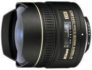 Объектив Nikon 10.5 mm f/2.8G IF-ED AF DX FISHEYE NIKKOR (JAA629DA)