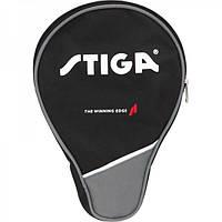 Чехол для ракетки Stiga Trend black/grey (883501)