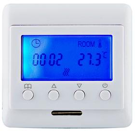 Цифровой терморегулятор для теплого пола Menred E60