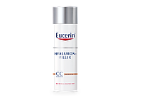 Eucerin Hyaluron-Filler Medium SPF 15 СС крем