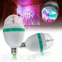 Новинка!  Диско лампа RGB LY-399, Диско лампа LASER LY 399 E27
