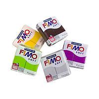 Пластика Soft, Черная, 57г, Fimo