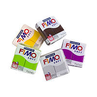 Пластика Soft, Шоколадная, 57г, Fimo
