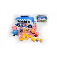 Автобус Свинки Пеппы Веселый Кемпинг