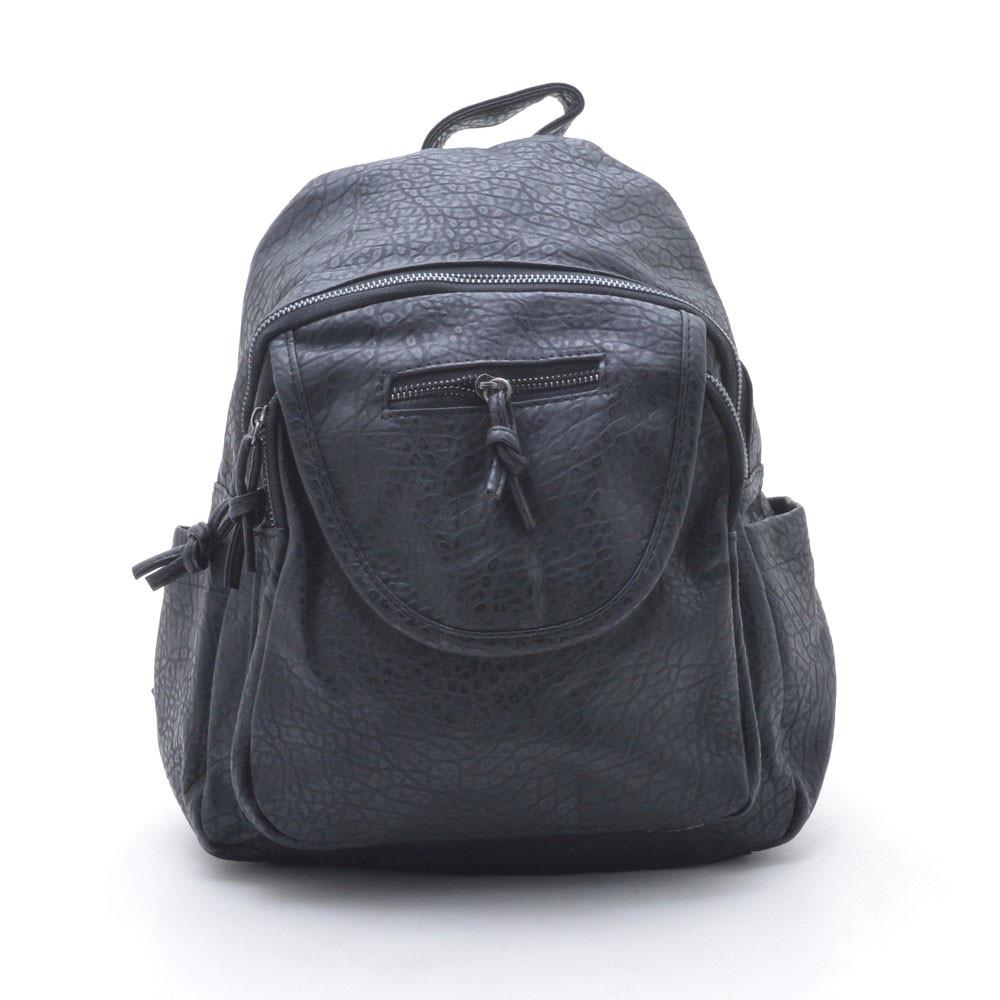 Рюкзак для девушки кожзам