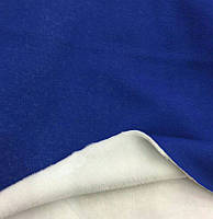 Ангора на вельбоа (на меху) синий(электрик)