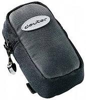 Прочный черный чехол для цифровой камеры Camera Case М  Deuter цвет  475 anthracite-black