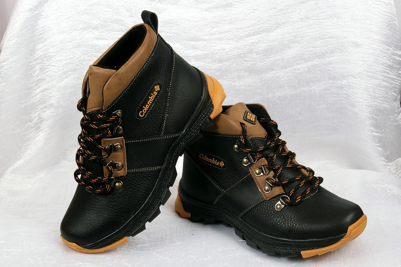 ffb52f905 Детские ботинки Columbia зимние кожаные: продажа, цена в Мелитополе ...