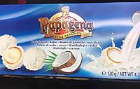 Вафельные конфеты Waferballs coconut  Papagena, 120 гр