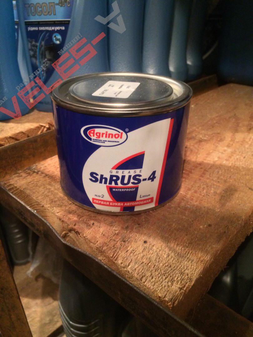 Мастило SHRUS-4 Агрінол 0,5 л