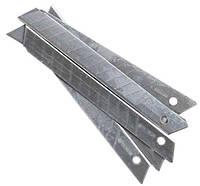 Лезвие сменное для канцелярского ножа 9 мм., 10 шт./уп. BuroMax
