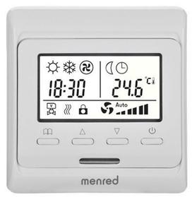 Програмований терморегулятор для теплої підлоги Menred E51 (RTC 80)