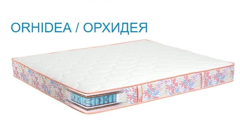 Матрас Орхидея односторонний 120х190 - Матрас Диван - мебельный интернет магазин в Киеве