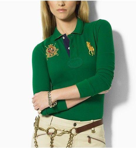 В стиле Ральф лорен поло женская рубашка ралф лорен купить в Украине