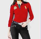 У стилі Ральф лорен поло жіноча сорочка ралф лорен купити в Україні, фото 5