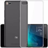 TPU чехол Ultrathin Series 0,33mm для Xiaomi Mi 4i / Mi 4c Бесцветный (прозрачный)
