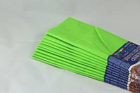 Креп-бумага(гофрированная-салатовая 50х200)