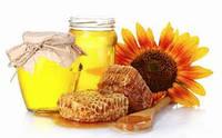 Мёд из подсолнечный (Мед соняшника)