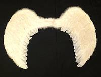 Крылья ангела белые 50х40
