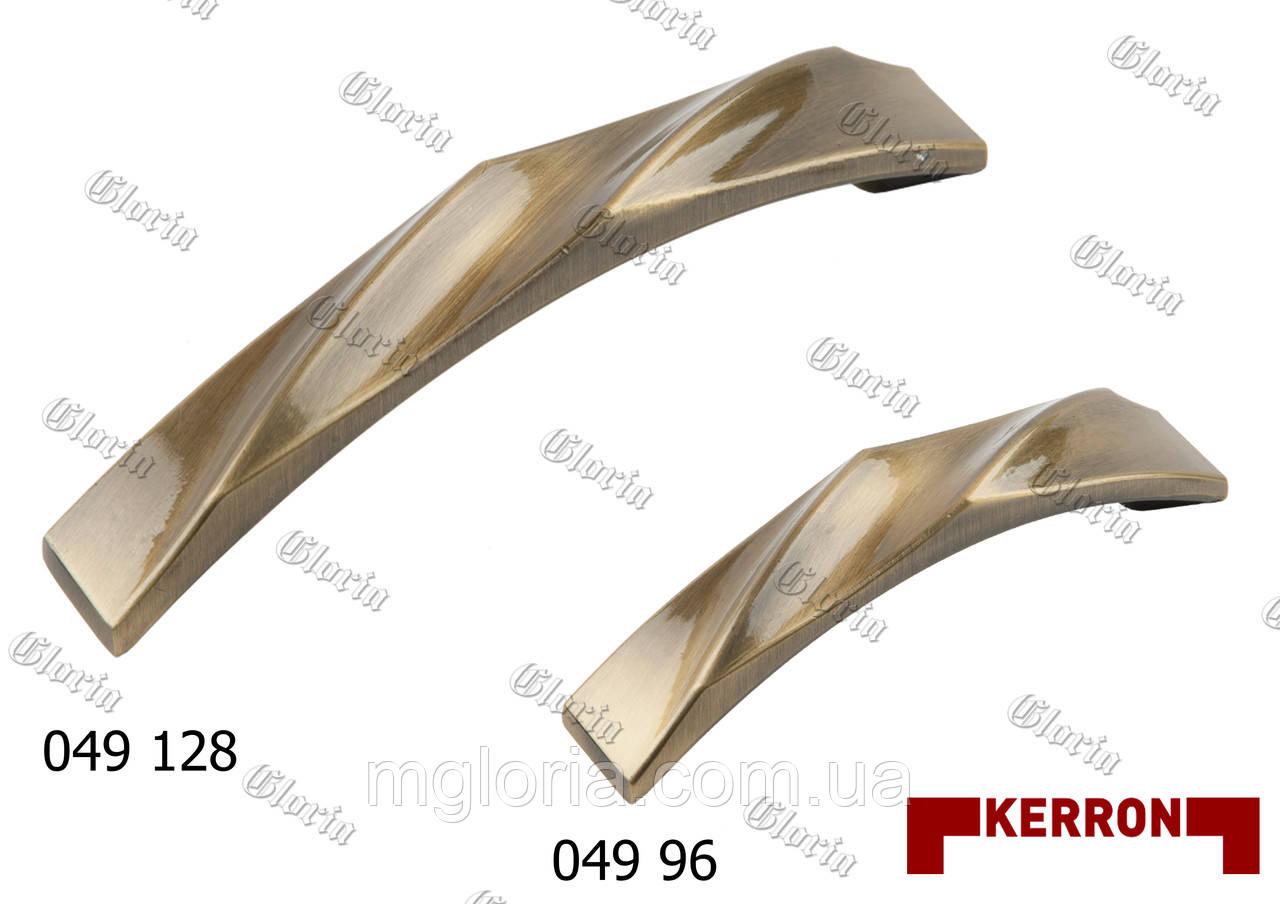 Ручки меблеві Kerron RS-049 ВА