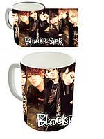 Чашка Block B
