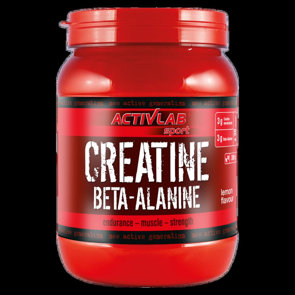 Creatine + Beta Alanine ActivLab 300г