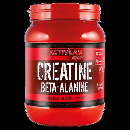 Creatine + Beta Alanine ActivLab 300г, фото 2