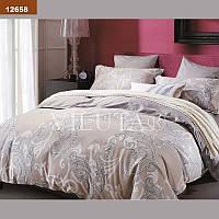 12658 Полуторное постельное белье ранфорс Viluta