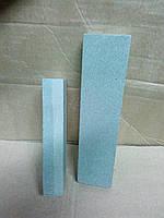 Брусок шлифовальный двухсторонний 15см