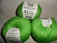 Gazzal Baby Wool XL (Газзал Беби Вул XL)  822
